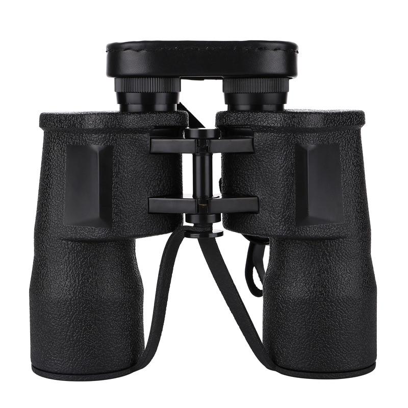 HD russian military T98 high magnification 10X50 nitrogen inflator waterproof binocular  night vision super powerful telescope russian phrase book