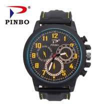 New high quality Fashion Sport Men Watches Leather Military Quartz Relogio Masculino Clock Zegarki Meskie