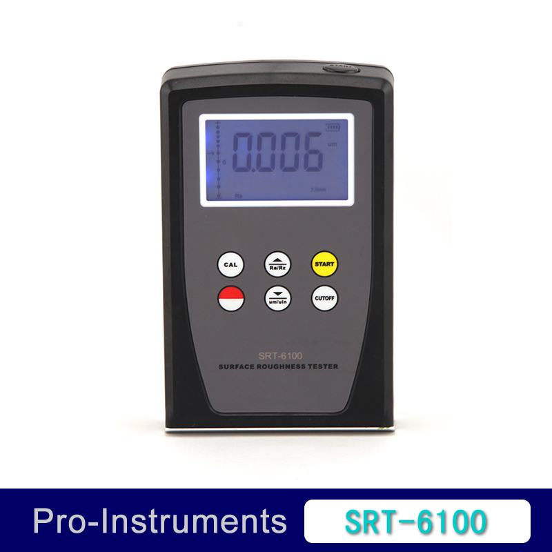 Landtek SRT6100 Cyfrowy tester chropowatości powierzchni Miernik - Przyrządy pomiarowe - Zdjęcie 1
