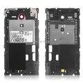 Оригинальный для Sony Xperia SP M35h Назад Крышка Батарейного Отсека Ближний Компактные Корпуса Крышка корпуса + Замена Объектива Камеры