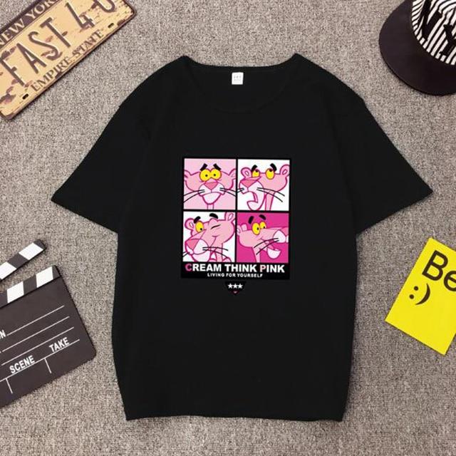 High Quality T shirt Woman Spring Summer Fashion Print Short Sleeve Round Neck Women Tops Casual Loose T-shirt Femme
