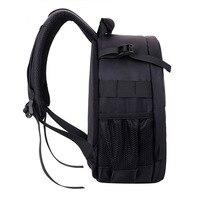Waterproof DSLR SLR Camera Backpack Large Shoulder Bag Case For Canon For Nikon For Sony
