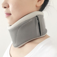 Breathable Neck Cervical Traction Collar Neck Posture Corrector Protect Belt Massage Device Support Pain Relief Cervical Support