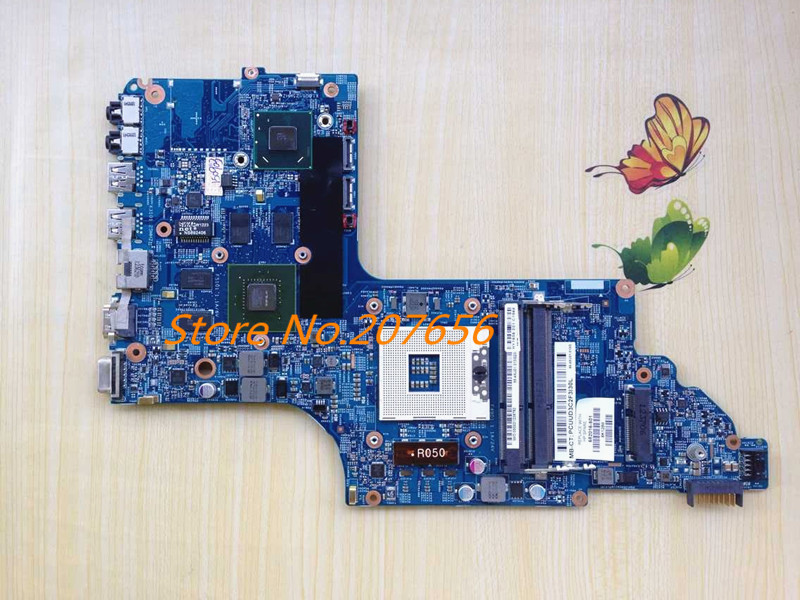 711508-501 for HP ENVY DV7T-7000 NOTEBOOK for HP DV7-7000 motherboard 711508-001 HM77 635M/2G 48.4ST10.031 7 100% Tested