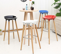 Bar Stool Black Blue Green Ect Color Hotel Leisure Chair Free Shipping