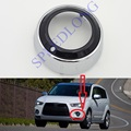 1 PC LH Front fog light cover lamp case chromed for Mitsubishi Outlander GT 2009-2010