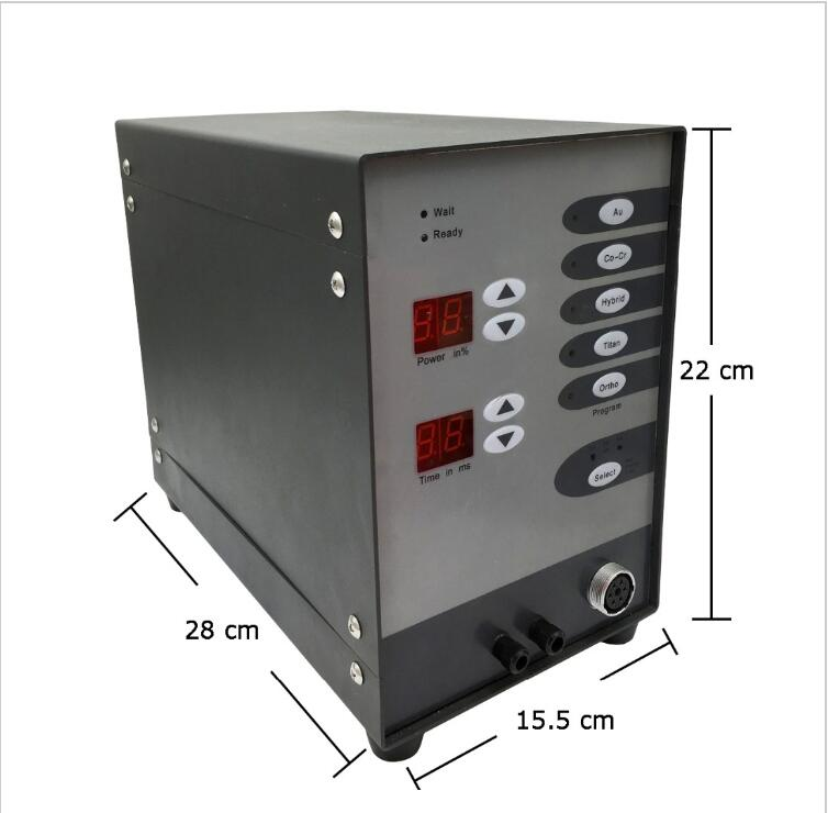 Купить с кэшбэком 220V Stainless Steel Spot Welding Machine Automatic Numerical Control Touch Pulse Argon Arc Welder for Soldering Jewelry