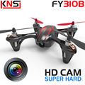 Free shipping Original Top Selling X6 FY310B Drones 6-axis 4CH 2.4G RC Quadcopter HD Camera Helicopter VS Hubsan X4 H107c H107L
