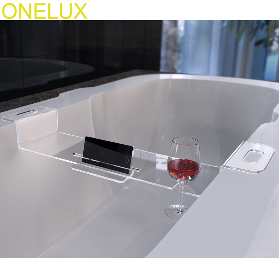 High Transparency Acrylic Bathroom Mobilephone Ipad Wine