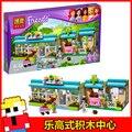 БЕЛА 10169 Друзья Heartlake Pet Больницы Соберите Образовательные Строительные Блоки Кирпичи Игрушки для Девочек Игрушки Совместимо с Legoes
