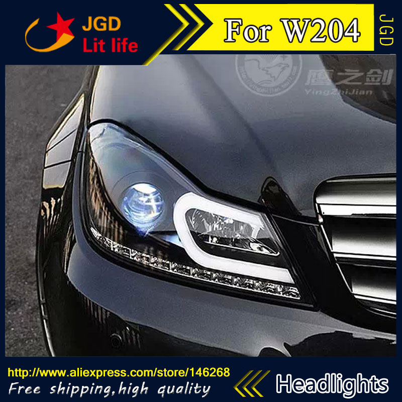 Free shipping ! Car styling LED HID Rio LED headlights Head Lamp case for Subaru forester 2009-2012 Bi-Xenon Lens low beam free shipping 50w car lamps headlights 1 set h8 h9 h11 led headlights car 1set hot sale