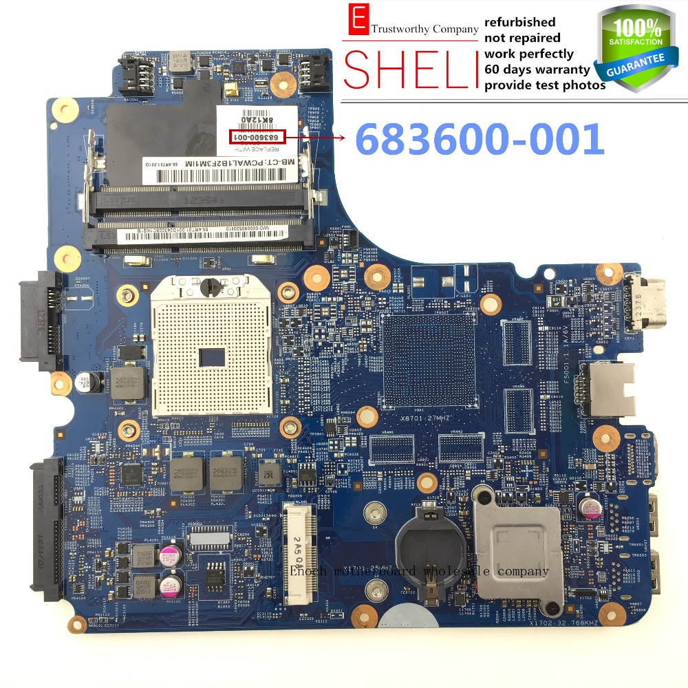 683600-001 for hp 4445S 4545S motherboard,11242-1 48.4SM01.011,for AMD HD graphic,Grade A, SHELI store 60days warranty. sitemap 100 xml