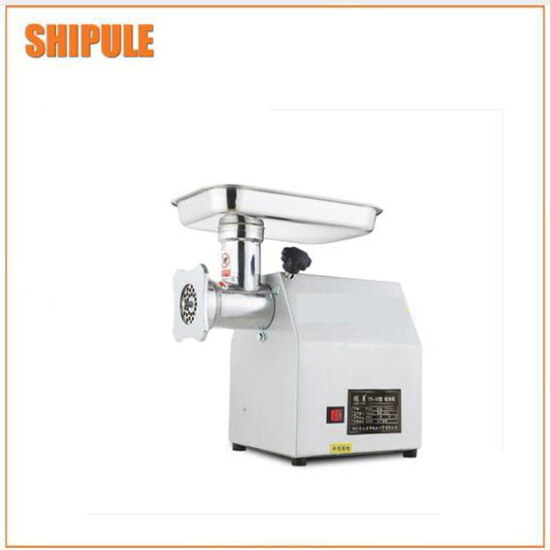 Free Shipping 1PC Stainless Steel Electric meat grinder Multi-function electric Mincer Stuffer Commercial Kitchen Meat Grinder household appliances electric meat grinder stainless steel meat grinder fully automatic broken vegetables ground meat