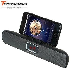 TOPROAD HIFI Bluetooth Speaker