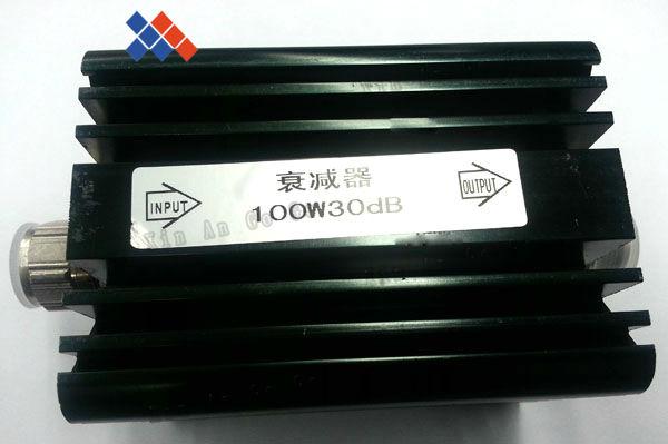 все цены на High power 100W watt  N Male to N Female Attenuator DC-3GHz  30dB Coaxial Power With heat sink Attenuator free shipping онлайн