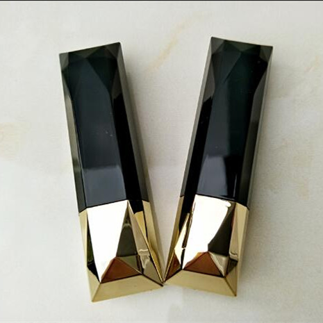 Top Grade New Gold Black Empty Lipstick Tubes Bottle Wholesale Retail Refillable Lip Gloss Lip Balm Lippie Packaging Containers Aliexpress