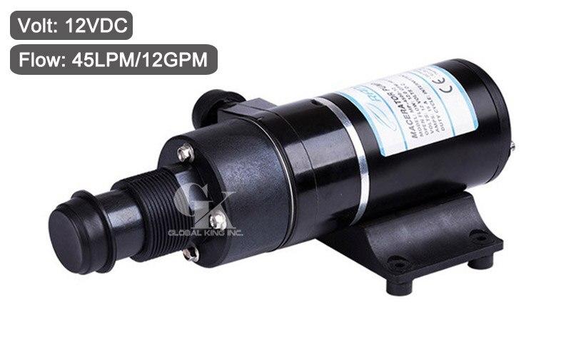 все цены на 12 Volt 60GPH Macerator Sewerage Waste Water Pump For Boat Caravan,Toliet онлайн