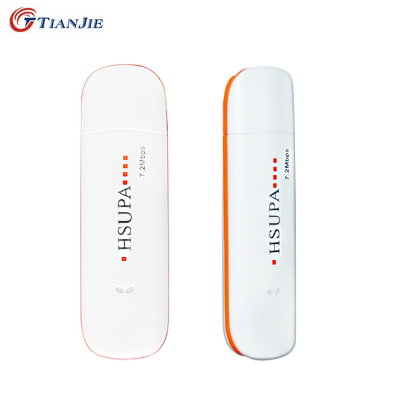 TIANJIE <font><b>3G</b></font> <font><b>GSM</b></font> UMTS WCDMA USB Dongle <font><b>modem</b></font> HSUPA Support Voice USSD External <font><b>3G</b></font> <font><b>Modem</b></font> USB HSDPA HSUPA with sim card slot image