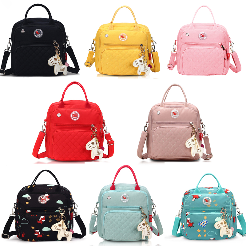 Mummy Maternity Bag Multi-function Backpack Nappy Baby Bag With Stroller Straps Large Capacity Waterproof Outdoor