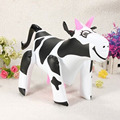 Hot Sell Funny Inflatable Animal Toys Baby Kids Inflatable Cow Blow Up Farm Cow Animal Party Game Toys LB
