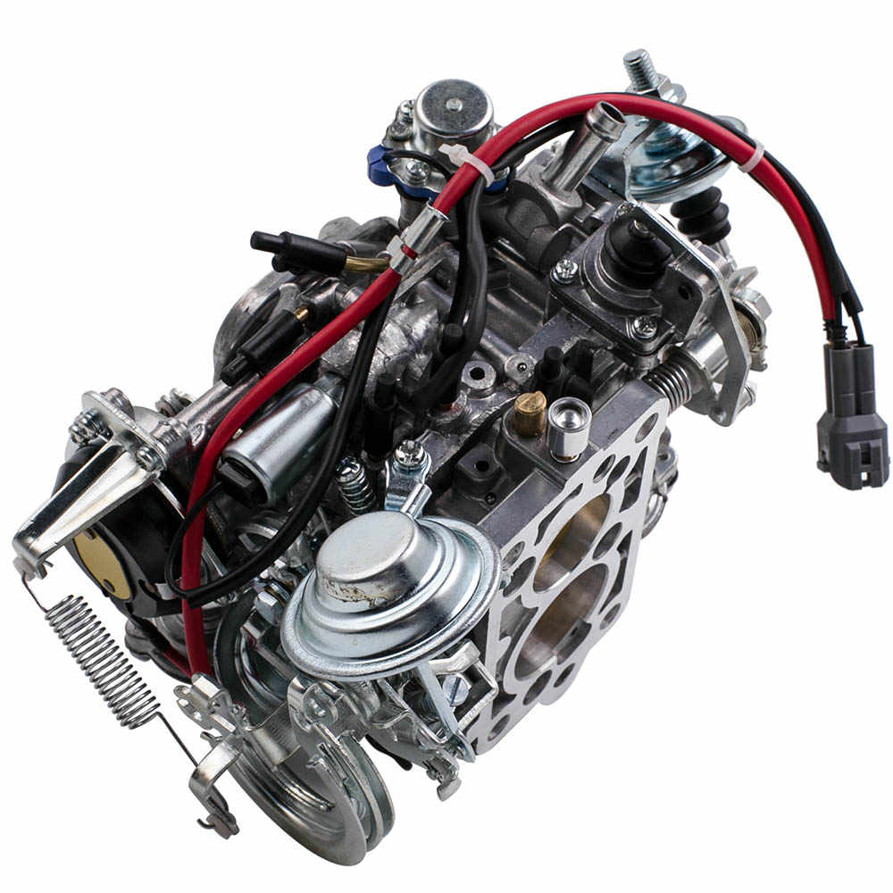 hight resolution of  carburetor for toyota 22r engine 4runner fits 1981 1995 toyota pickup 1981 corona 21100