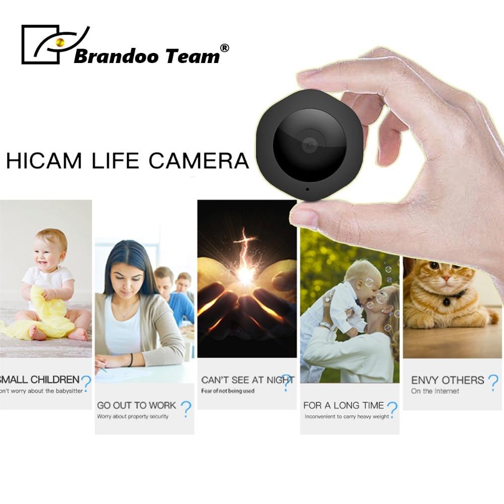 Wifi P2P Mini Camera HD 1080P Wearable IP Camera Motion Sensor Bike Body Micro Mini DV DVR Magnetic Clip Voice Camera цена