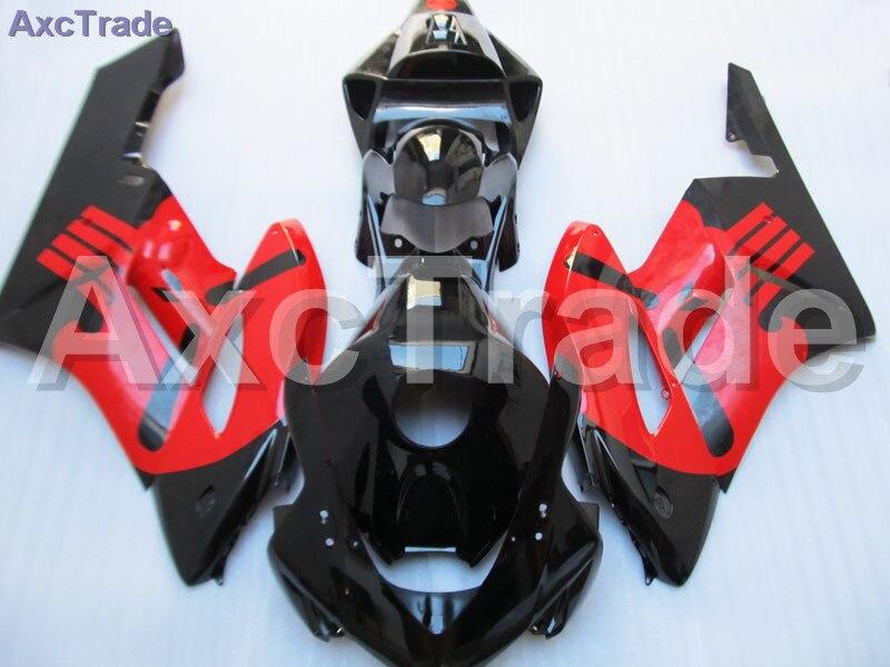 Bodywork Moto Fairings FIT For Honda CBR1000RR CBR1000 CBR 1000 2004 2005 04 05 Fairing kit High Quality ABS Plastic Red Black motorcycle abs plastic red fairing bodywork kit fit for honda vtr1000f 1997 2005