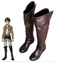 Attack On Titan Cosplay Shoes