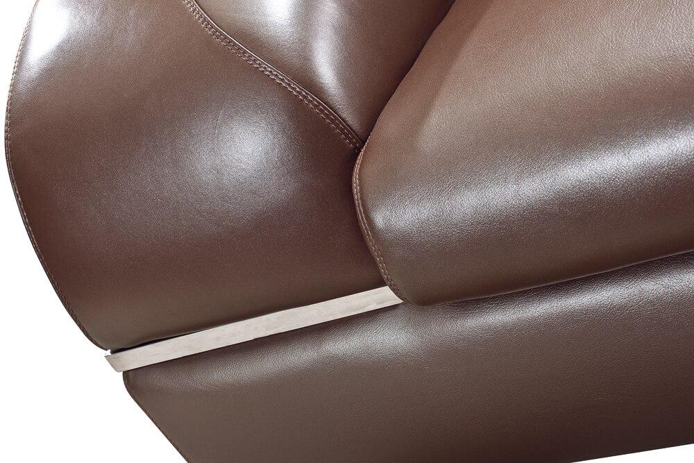inək orijinal dəri divan qonaq otağı mebel divan divanlar qonaq - Mebel - Fotoqrafiya 3