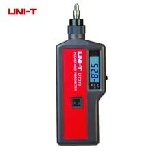 Uni-t UT311 profissional portatil LCD Analyzer medidor de vibracao Tester Vibrometer Vibrograph com Sensor aceleracao em um
