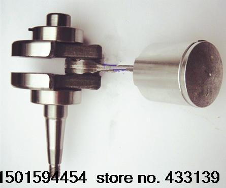 ФОТО Free shipping Hang Kai 2 stroke 4.0 HP outboard motor boat motor boat hook piston ring needle roller bearings crankshaft set