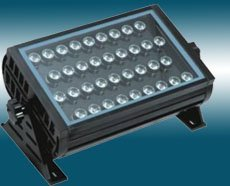 High power led flood light,36*1W;RGB;DMX512 compatible,AC100-240V input;IP65