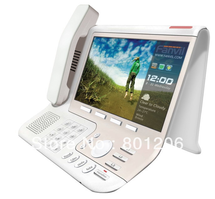 US $400 0 |Android Multimedia SISKOMPAD Video IP Phone-in VoIP Phones from  Computer & Office on Aliexpress com | Alibaba Group