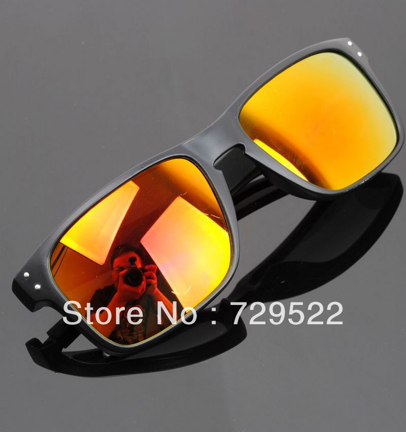2f70025b31f Free Shipping Sunglass Okly REVO Mirror Lens Holbrook Outdoor Cycling  Windproof UV400 Sport Sunglasses-in Sunglasses from Apparel Accessories on  ...