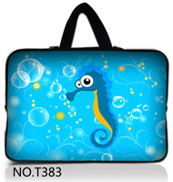 Sea Horse Laptop Sleeve Bag Case For 13 13 3 Apple Sony HP Toshiba Asus Acer
