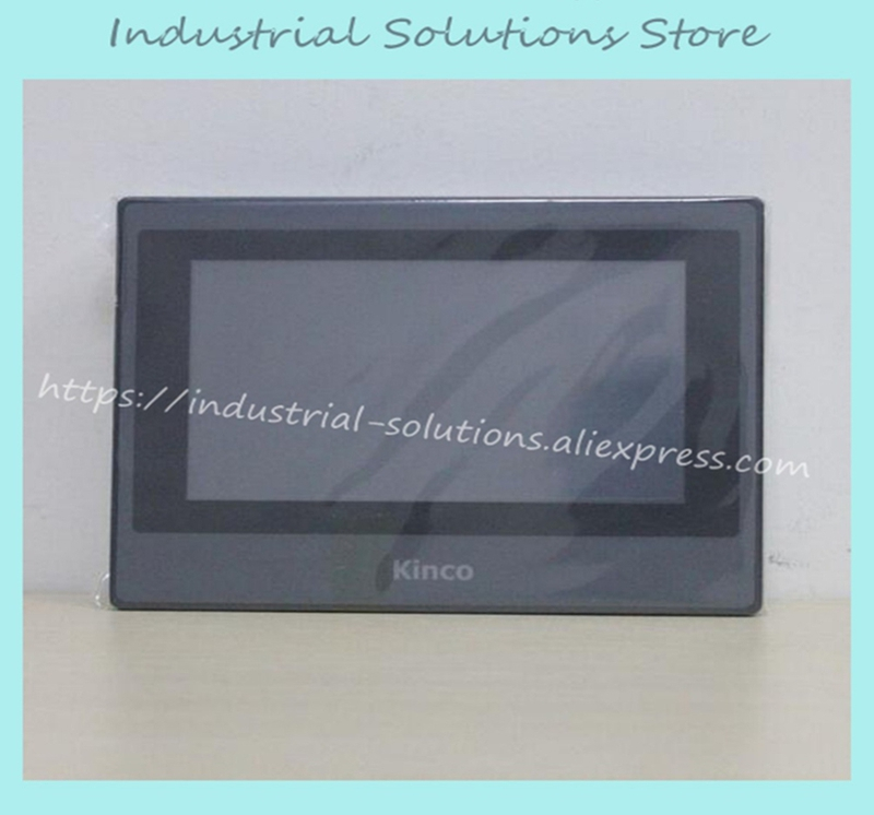 все цены на New original 7 inch HMI Touch Panel Display Screen MT4434TE 800*480 1 year warranty in Box онлайн