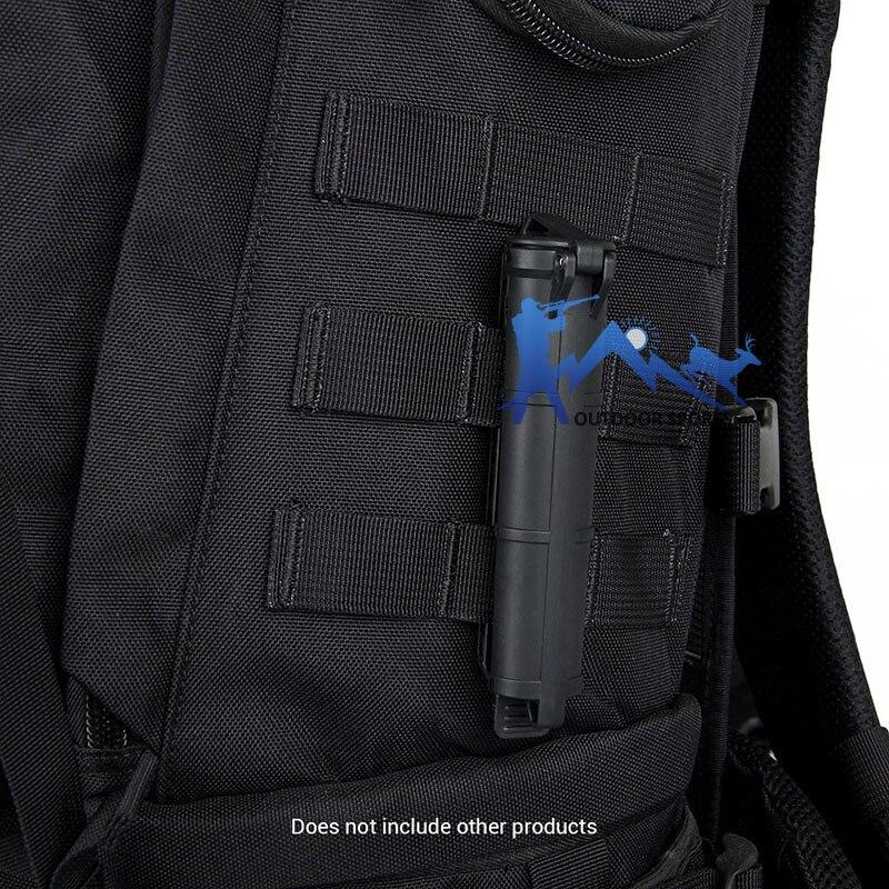 Taktis Hitam TAN Warna Hijau Penyimpanan Baterai Menggantung sabuk - Penembakan - Foto 5
