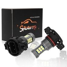 2X H3 H16 ЕС 5202 9006 HB4 светодиодный фонарь лампа для автомобиля вождения Drl лампа для Subaru Forester WRX Outback Forester Наследие Tribeca