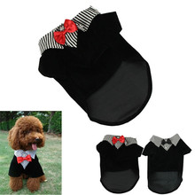 Western Style Suit Dog Clothes