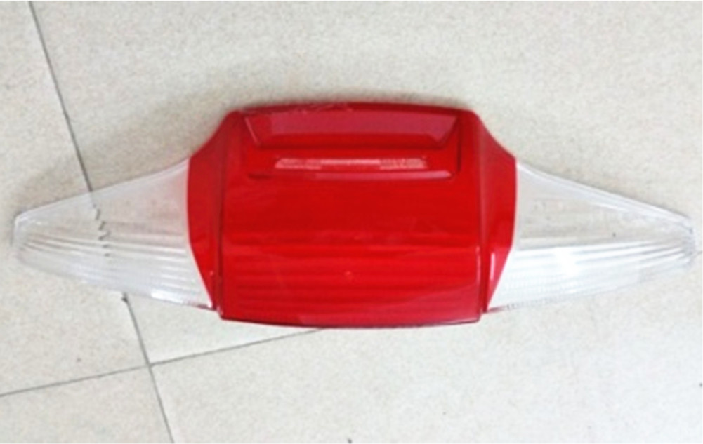 R1200RT R 1200RT Motorcycle Tail Rear Brake Light Cap Shell Protector Turn Signal Indiator Lens Lamp Cover For BMW R1200 RT xuankun vintage motorcycle modified coffee saddle cover seat cushion cover hump tail shell tail hood