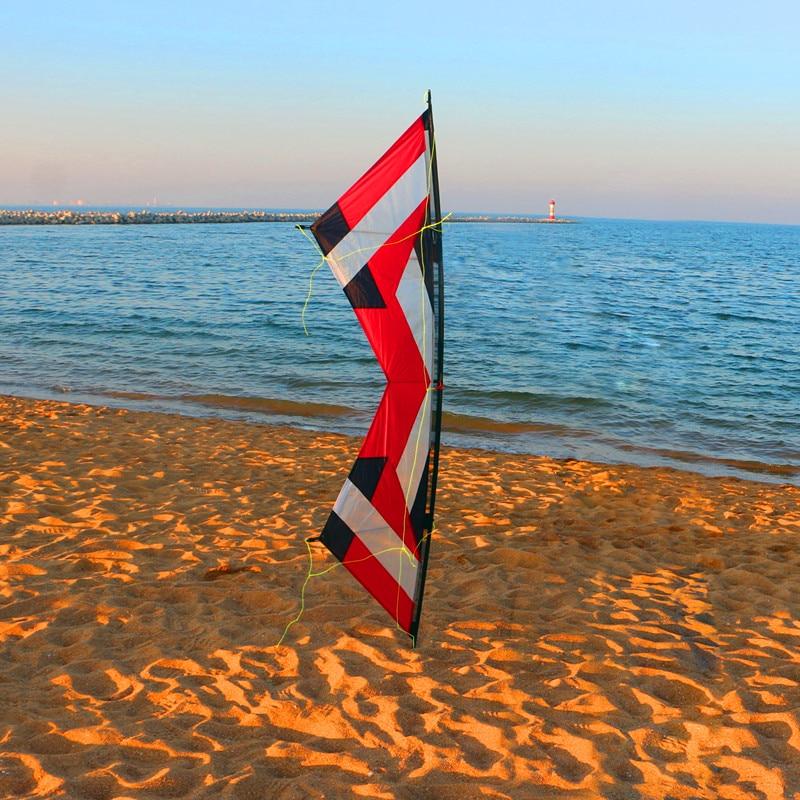 free shipping high quality 2.1m REV eyes quad line stunt kites with handle line outdoor fun sports kites albatross kite factory
