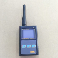 IBQ102 Digital hand held Frequency Counter meter 50mhz 2.6ghz 10hz 100mhz for walkie talkie