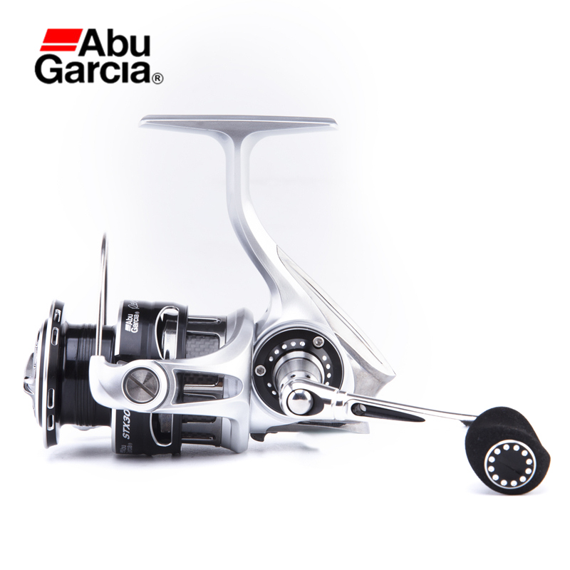 Abu Garcia REVO2STX 9+1BB 6.2:1 Spinning Reel 4 Models Full Metal Body Pre-Loading Fishing Accessories Pesca Lure Fishing Reels abu garcia revo deez 9 1bb 6 2 1 1000 spinning reel jb top50 professional angler special design freshwater fishing reel tackle