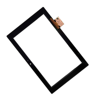 Black For Sony Xperia Tablet Z 10 1 SGP311 SGP312 SGP321 Digitizer Touch Screen Panel Sensor