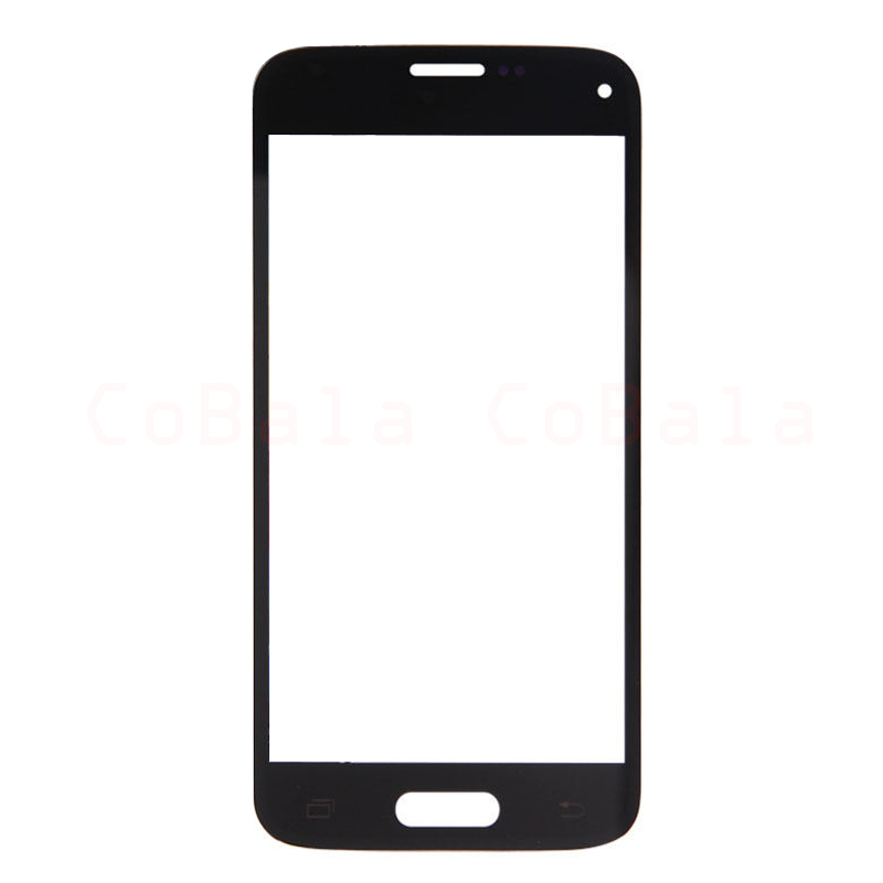 LOVAIN 200Pcs/Lot Black for Samsung Galaxy S5 Neo G903F G903W G903 Front Glass 5.1 Touch Screen LCD Outer Panel Lens DHL Free
