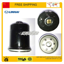 Бесплатная доставка масляный фильтр двигателя 600cc LINHAI 520CC 550CC lh520 lh550 lh600 ATV UTV МАСЛЯНЫЙ ФИЛЬТР ЧАСТЕЙ