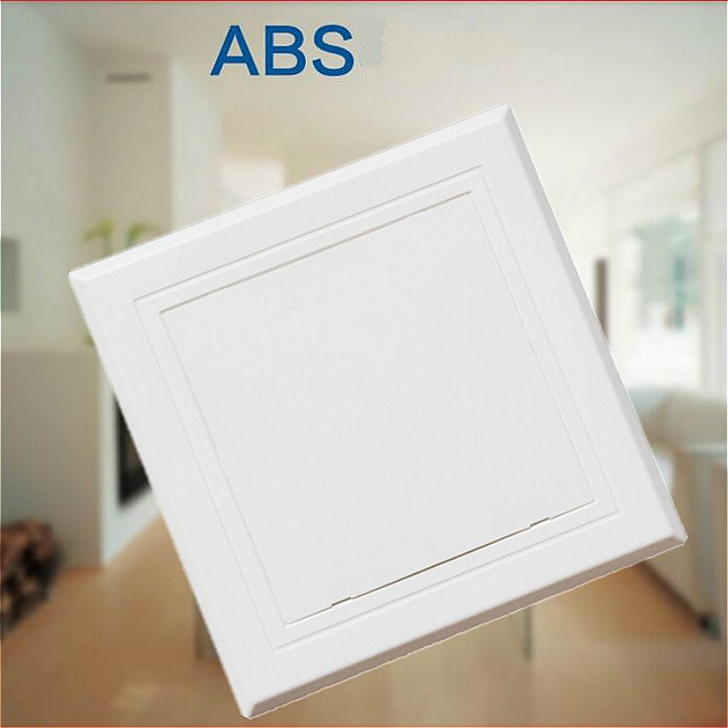 Ceiling-Access-Panel Opening Plastic Universal ABS Square For 100--150mm-480--480mm Flush