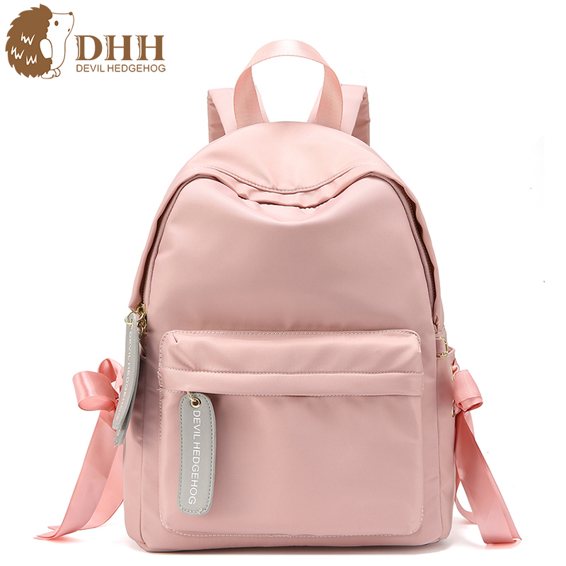 Waterproof Nylon Backpacks Women Travel Space Backbags Rucksack For Girls Teenagers Travel Casual Stachels Rucksack Mochila