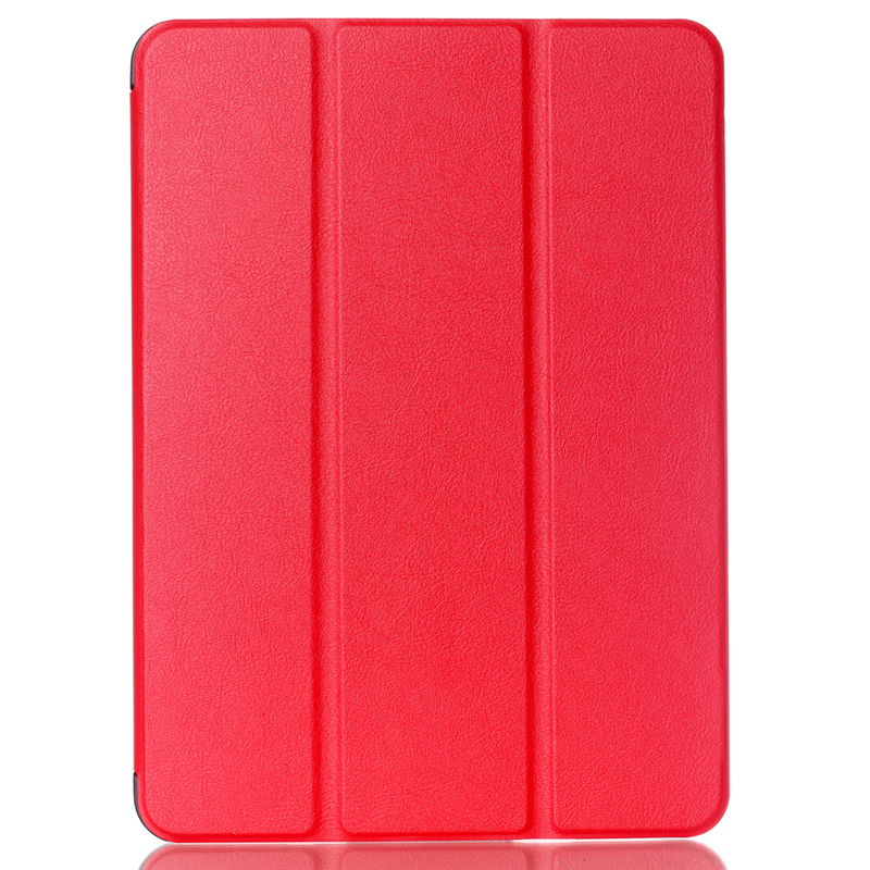 Custer Luxury Tri-Fold Ultra Thin Slim Stand Leather Case Smart Sleeve Cover For Samsung Galaxy TAB S2 9.7 T810 T813 T815C T819C
