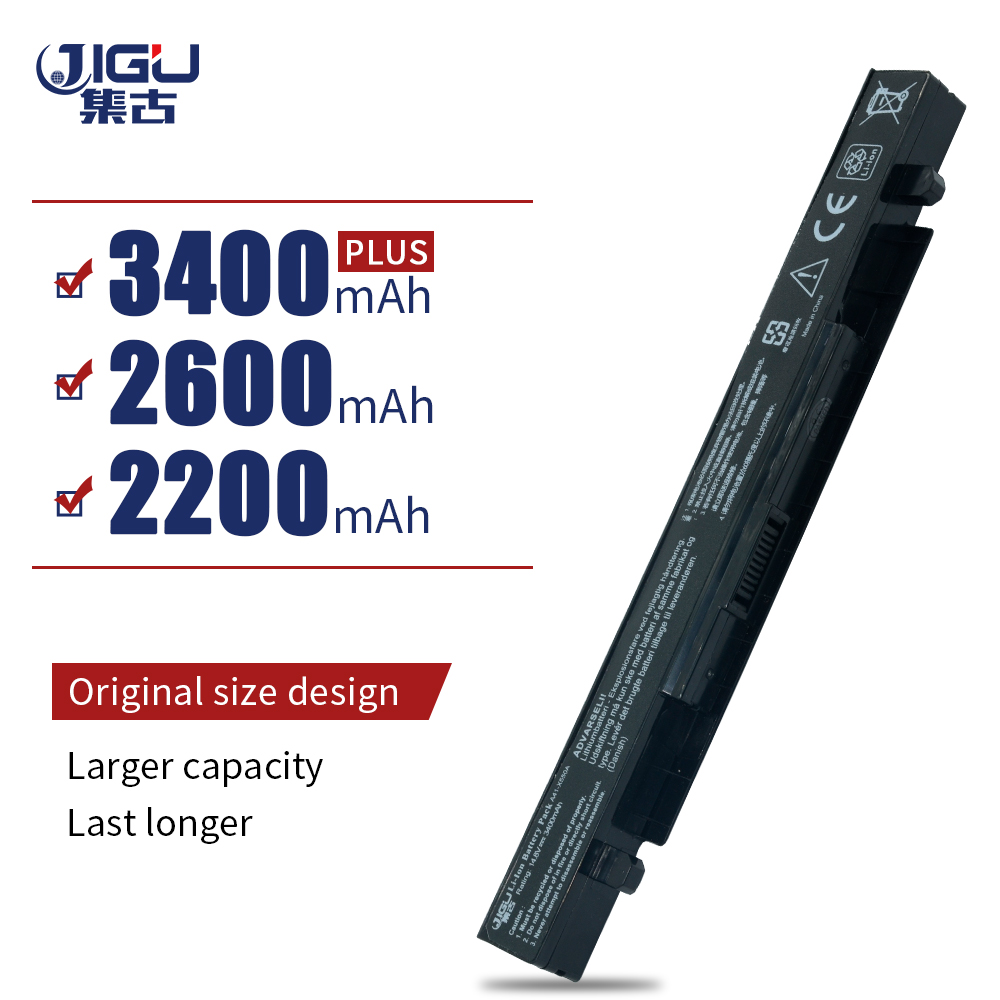 JIGU Battery For Asus A41-X550 A41-X550A A450 A550 F450 F550 F552 K550 P450 P550 R409 R510 X450 X550 X550C X550A X550CAJIGU Battery For Asus A41-X550 A41-X550A A450 A550 F450 F550 F552 K550 P450 P550 R409 R510 X450 X550 X550C X550A X550CA